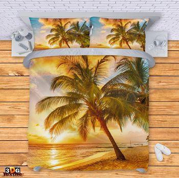 Lenjerie de pat Palms