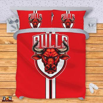 Lenjerie de pat Chicago Bulls