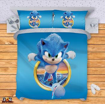 Lenjerie de pat Sonic