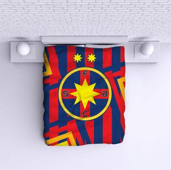 Cuvertură de pat FC Steaua Bucuresti