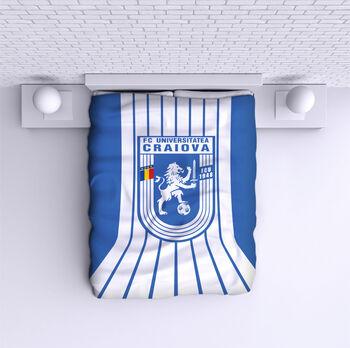 Cuvertură de pat CS Universitatea Craiova